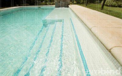 Bordes Atérmicos para piscinas y Solarium