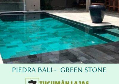Piedra Bali -  Green Stone